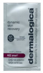 Dermalogica Dynamic Skin Recovery SPF 50 Trial Sample