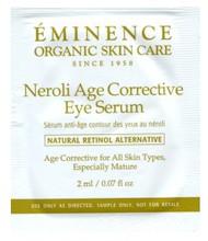 Eminence Neroli Age Corrective Eye Serum Trial Sample