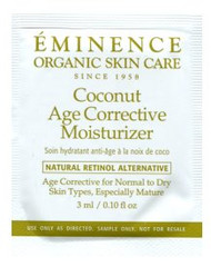 Eminence Coconut Age Corrective Moisturizer Trial Sample