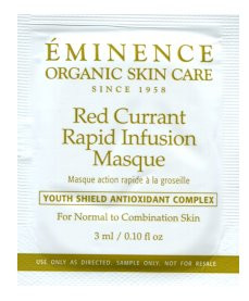 Eminence Red Currant Rapid Infusion Masque 2 oz Hollywood Beauty Apricot Scrub, 10.5 oz (Pack of 6)