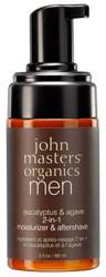John Masters Organics Eucalyptus & Agave Moisturizer & Aftershave