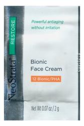 NeoStrata Bionic Face Cream Trial Sample