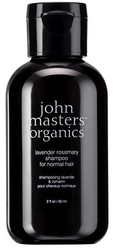 John Masters Organics Lavender Rosemary Shampoo Travel Size 2 oz