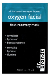 Dr. Brandt Oxygen Facial Flash Recovery Mask Trial Sample
