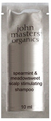 John Masters Organics Spearmint & Meadowsweet Scalp Stimulating Shampoo Sample