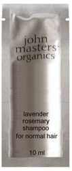 John Masters Organics Lavender Rosemary Shampoo Sample