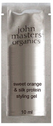 John Masters Organics Sweet Orange & Silk Protein Styling Gel Sample