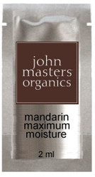 John Masters Organics Mandarin Maximum Moisture Trial Sample