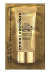 Peter Thomas Roth 24K Gold Pure Luxury Lift & Firm Prism Cream Trial Sample