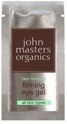 John Masters Organics Firming Eye Gel Trial Sample