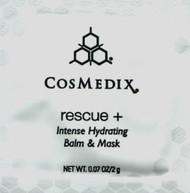 CosMedix Rescue Plus Intense Hydrating Balm and Mask Trial Sample