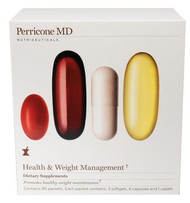Perricone MD Health & Weight Management Dietary Supplements  30 Day