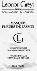 Leonor Greyl Masque Fleurs de Jasmin Trial Sample