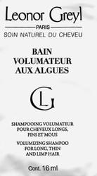 Leonor Greyl  Volumizing Shampoo for Thin and Limp Hair Trial Sample