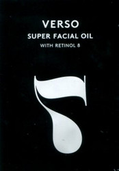 VERSO Super Facial Oil Trial Sample