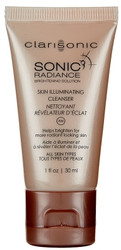 Clarisonic Sonic Radiance Skin Illuminating Cleanser Travel Size 30 ml