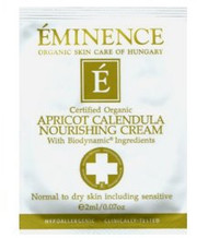 Eminence Apricot Calendula Nourishing Cream Trial Sample