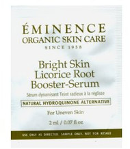 Eminence Bright Skin Licorice Root Booster-Serum Trial Sample