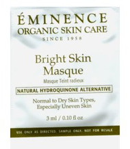 Eminence Bright Skin Masque Trial Sample