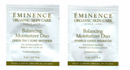 Eminence Balancing Moisturizer Duo Trial Sample