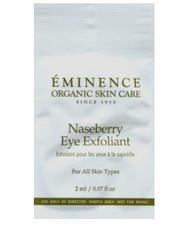 Eminence Naseberry Eye Exfoliant Trial Sample