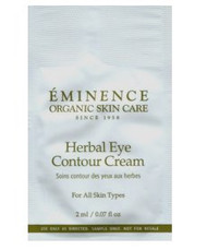 Eminence Herbal Eye Contour Cream Trial Sample