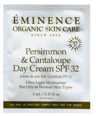 Eminence Persimmon & Cantaloupe Day Cream SPF 32 Trial Sample