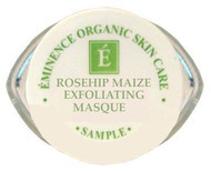 Eminence Rosehip Maize Exfoliating Masque Travel Sample