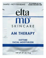 EltaMD AM Therapy Facial Moisturizer Trial Sample