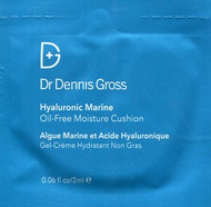 Dr. Dennis Gross Hyaluronic Marine Oil-Free Moisture Cushion Trial Sample
