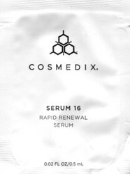 CosMedix Serum 16 Rapid Renewal Serum Trial Sample