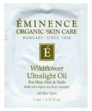 Eminence Organics  Wildflower Ultralight Oil Trial Sample