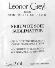 Leonor Greyl Sérum de Soie Sublimateur Nourishing Hair Serum Trial Sample