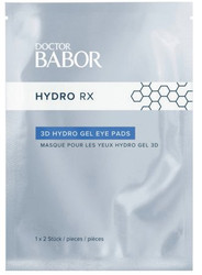 DOCTOR BABOR Hydro RX 3D Eye Pads 4 Pairs