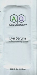 AQ Skin Solutions Eye Serum Trial Sample