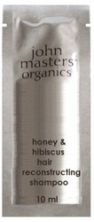 John Masters Organics Honey & Hibiscus Hair Reconstructor Trial Sample