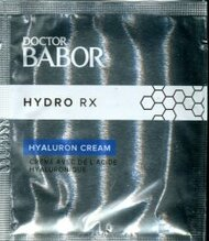 DOCTOR BABOR HYDRO RX Hyaluron Cream Trial Sample