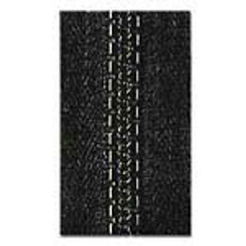 #10 Marine Chain Zipper Black