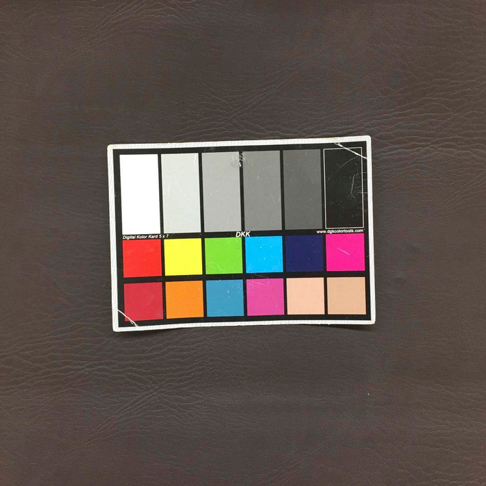 Dark Chocolate Faux Leather Vinyl Upholstery Vinyl