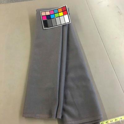 Stone Gray Wool Home Decor Fabric