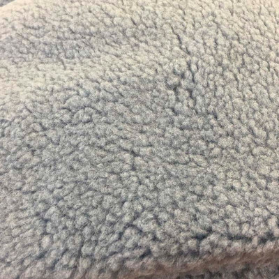 Periwinkle Blue Faux Sheep Wool Sherpa Fabric