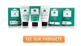 All Natural Shaving Products
