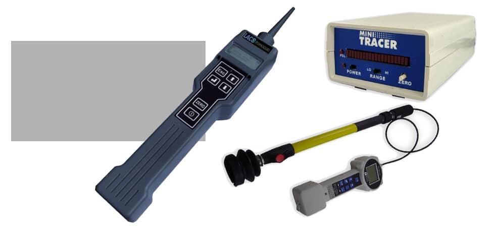 Portable Leak Detectors
