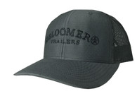 Charcoal Cap with Black Bloomer Trailers Logo