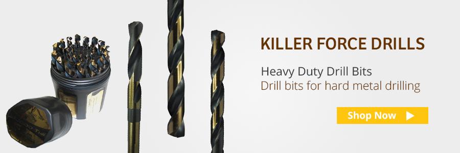 HSS Drill Bits Killer Force