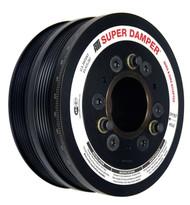 ATI 20% OD SUPER DAMPER (NO A/C)  MUSTANG GT 5.0L COYOTE 10 RIB SERPENTINE COBRA JET ATI-918066N