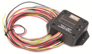 WIDE OPEN THROTTLE/ RPM ACTIVATED 2 STAGE WINDOW SWITCH WITH SHIFT LIGHT CONTROL