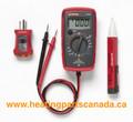 Amprobe Electrical Test Kit PK110 Mississauga Ottawa Canada