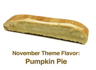 November - Pumpkin Pie