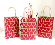 Simple Valentine's Gift Bag